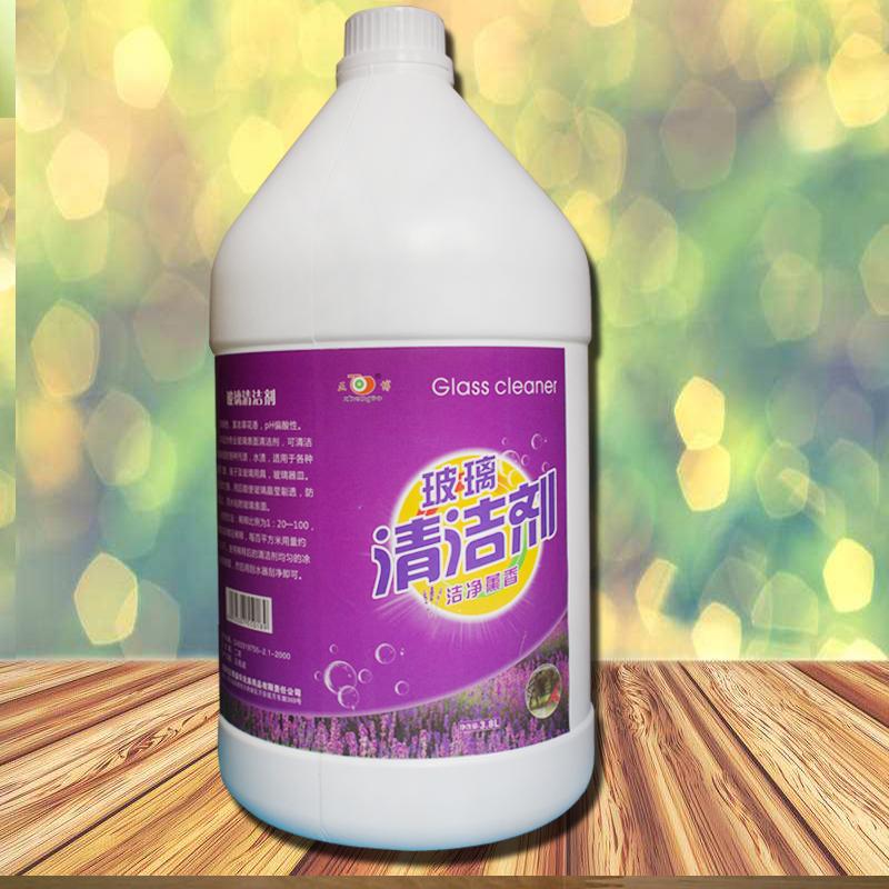 玻璃清洁剂3.8L